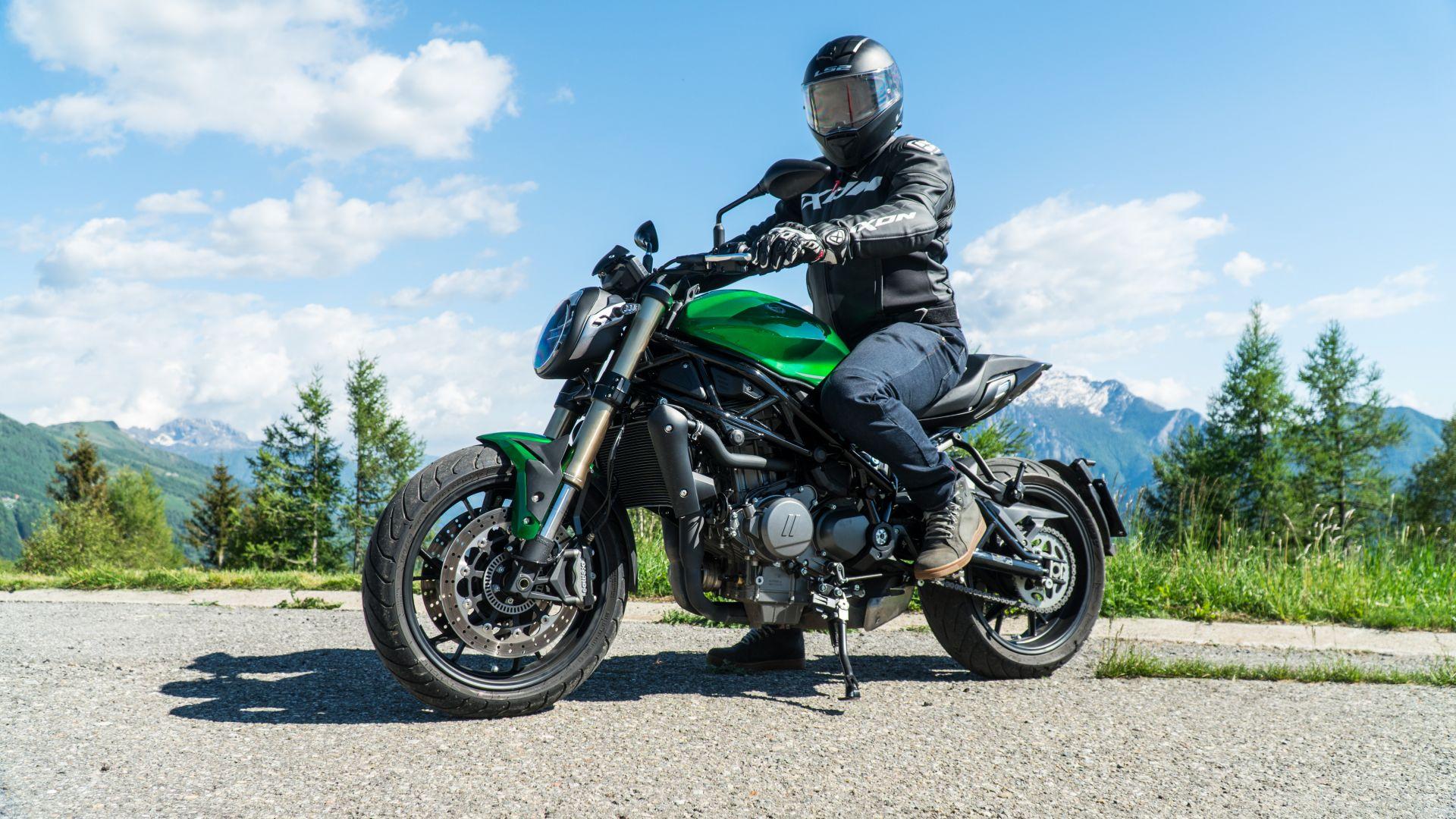 Moto naked: sfida tra MT-07,Z650, SV 650 e Benelli 752S