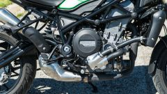 Comparativa naked medie: Benelli 752 S, il motore