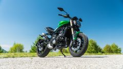 Comparativa naked medie: Benelli 752 S