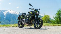 Comparativa naked medie: Kawasaki Z650