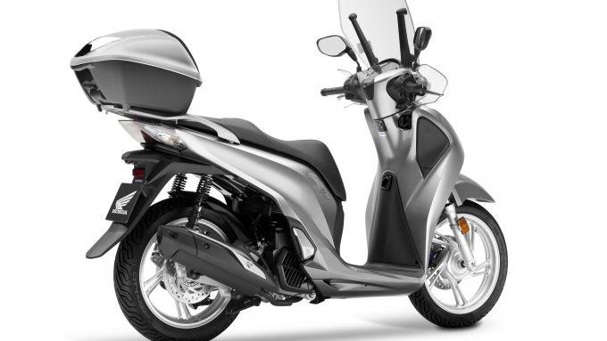 Comparativa Piaggio Medley vs Honda SH: l'Honda SH