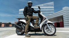 Comparativa scooter 150: abbigliamento Danilo