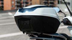 Comparativa scooter 150: Honda SH 150 2020, il bauletto è keyless