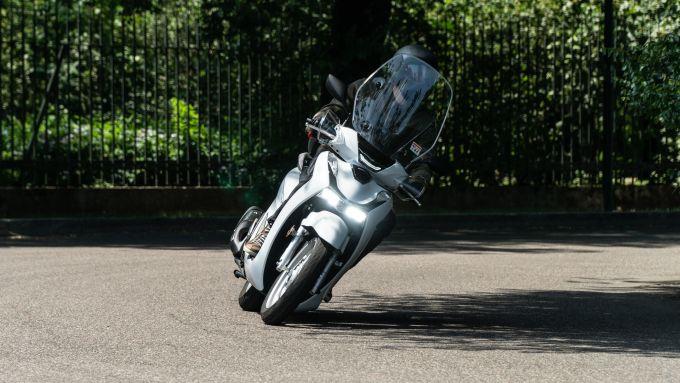 Comparativa scooter 150: Honda SH 150 2020