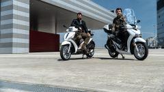 Comparativa scooter 150: meglio Honda SH o Piaggio Medley? - Immagine: 4