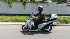 Comparativa scooter 150: meglio Honda SH o Piaggio Medley? - Immagine: 7