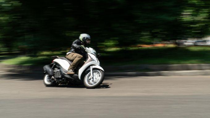 Comparativa scooter 150: Piaggio Medley 150