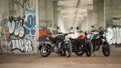 Comparativa scrambler: Husqvarna Svartpilen 401, Ducati Scrambler Sixty2 e Benelli Leoncino Trail