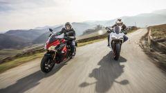 Comparativa sport tourer: Suzuki GSX-S1000F contro Ducati Supersport S