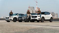BMW X2 vs Mercedes GLA vs Volvo XC40: i suv compatti premium... alla spina! - Immagine: 3