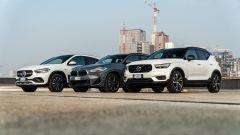 BMW X2 vs Mercedes GLA vs Volvo XC40: i suv compatti premium... alla spina! - Immagine: 1