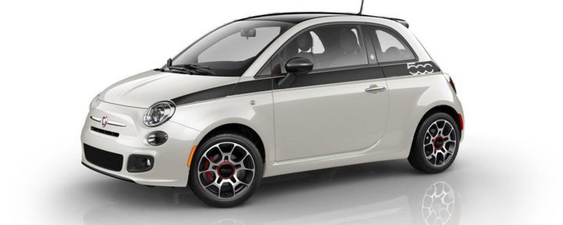 Quotazioni da capogiro per la Fiat 500 Usa