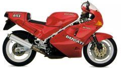 Con la 851 Ducati vinse il suo primo campionato superbike con Raymond Roche