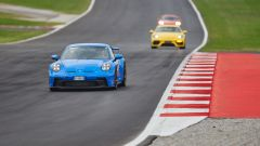 Con la Porsche 911 GT3 al Porsche Festival 2021