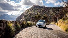 Con la Renault Zoe si potranno così percorrere le strade della mitica Targa Florio