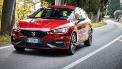 Con la Seat Leon FR 2020 sulle strade del Lago di Garda
