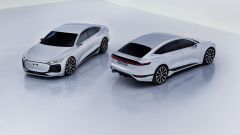 Concept Audi A6 e-tron: berlina coupé elettrica