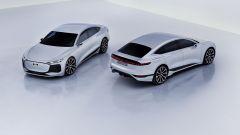 Concept Audi A6 e-tron: il video