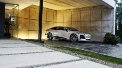 Concept Audi A6 e-tron: trazione quattro con due motori elettrici