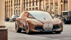 Concept BMW Vision Next 100: chissà quanto le assomiglierà la iNext?
