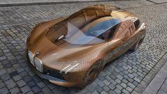 Concept BMW Vision Next 100: vista dall'alto