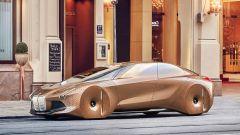 Concept BMW Vision Next 100: vista laterale