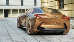 Concept BMW Vision Next 100: vista posteriore