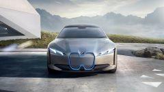 Concept della BMW i4: visuale anteriore