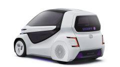 Gamma Concept-i: la famiglia elettrica di Toyota si allarga - Immagine: 6