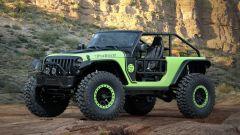 I concept proposti da Jeep per il Moab Safari 2016 - Immagine: 1