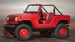 I concept proposti da Jeep per il Moab Safari 2016 - Immagine: 17