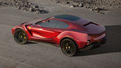 Concept non ufficiale Ferrari Simoom by Dejan Hristov: Ferrari non c'entra nulla con questi rendering