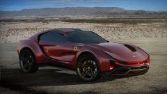 SUV Ferrari Simoom: aspettando la Ferrari Purosangue