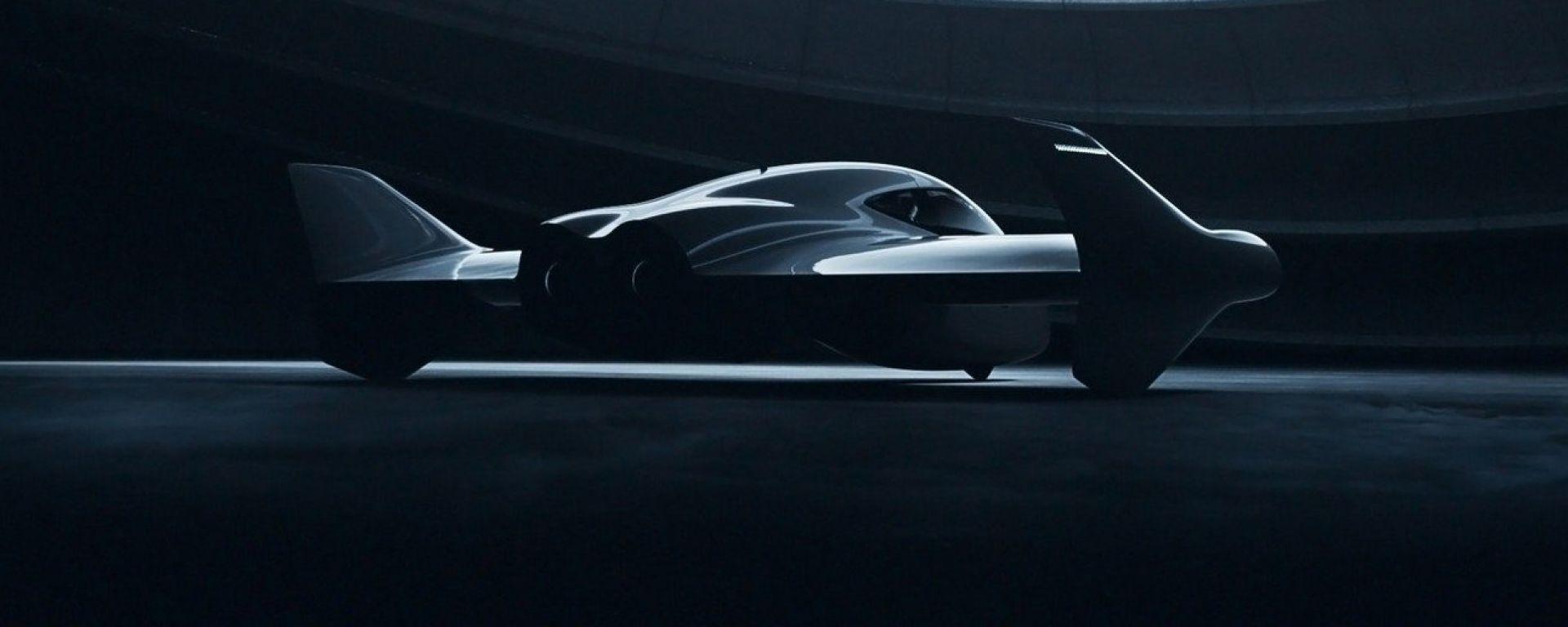 Concept Porsche-Boeing volante
