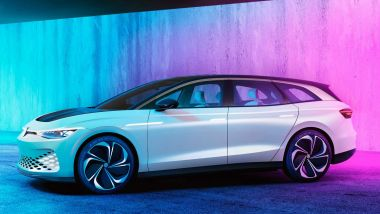 Concept Volkswagen ID Space Vizzion