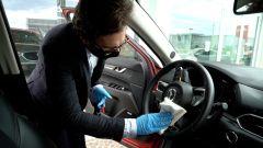 Concessionari e fase 2, sanificazione obbligatoria delle auto