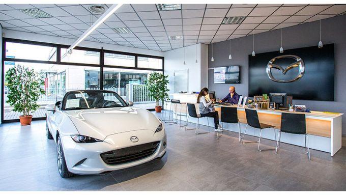 Concessionario Mazda