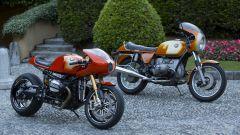 Concorso d'eleganza Villa d'Este, moto BMW