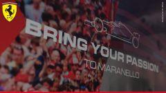 Concorso Ferrari F1 2018