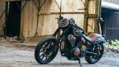 "Concorso Yamaha ""XV950 Garage Challenge"" - Immagine: 50"