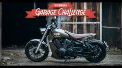 "Concorso Yamaha ""XV950 Garage Challenge"" - Immagine: 2"