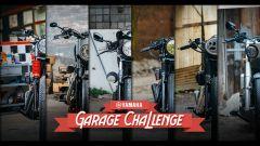 "Concorso Yamaha ""XV950 Garage Challenge"" - Immagine: 1"