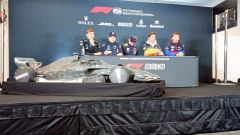 Conferenza stampa F1 Austin 2019 - copyright foto: Rokit Williams Racing