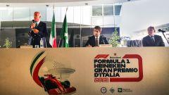 """Sticchi Damiani: """"Un sacrificio e un'impresa organizzare il GP d'Italia"""""""