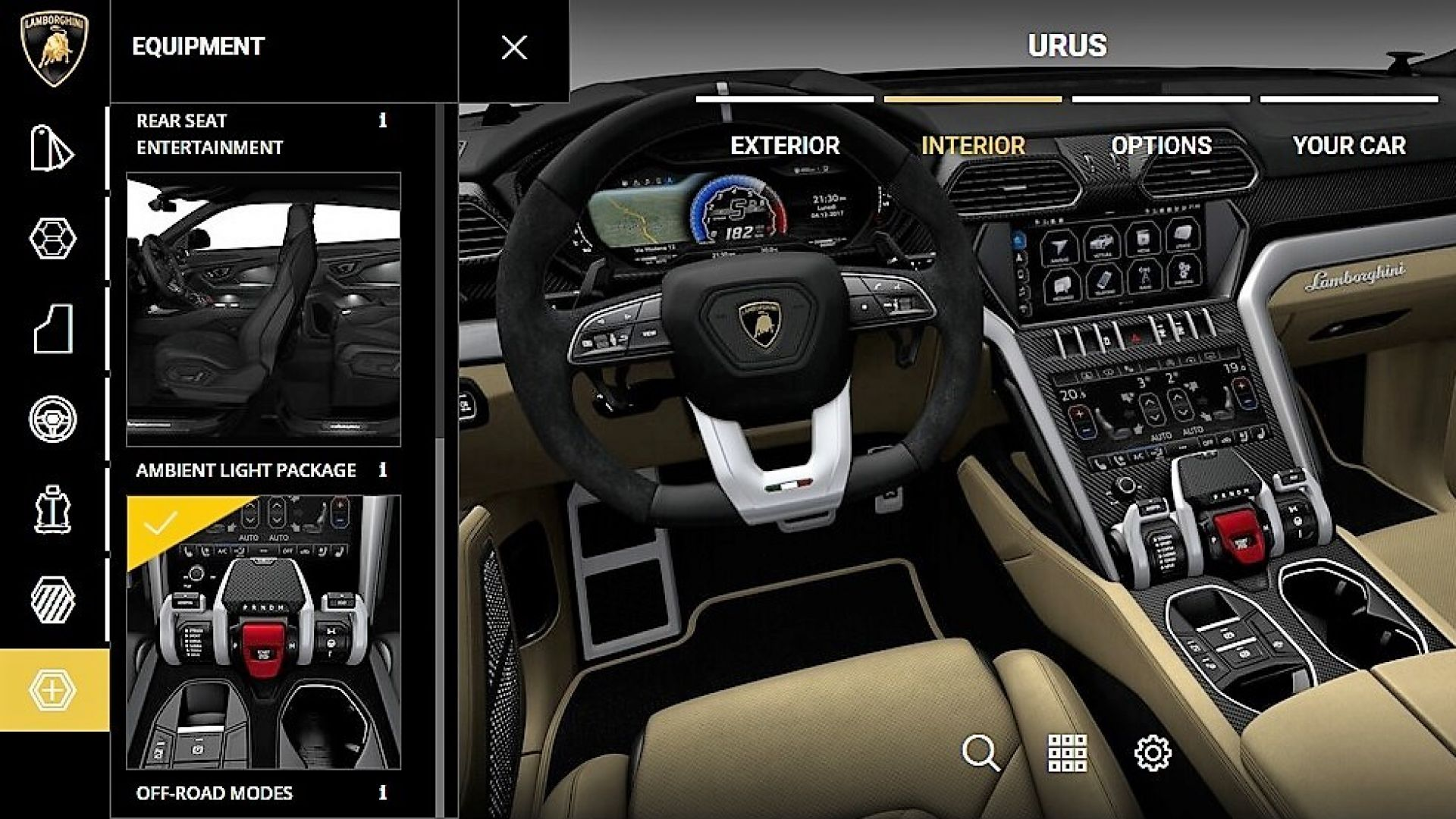 Lamborghini Urus La Prova Su Strada Del Car