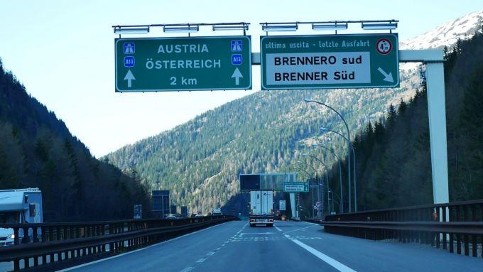 Confini austriaci ancora ''socchiusi''