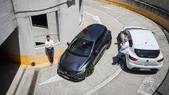 Confronto Clio 1.5 dCi con il modello equipaggiato con il 3 cilindri turbo  benzina/GPL