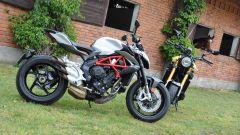 Confronto naked: MV Agusta Brutale 800 sfida Yamaha XSR900 - Immagine: 4