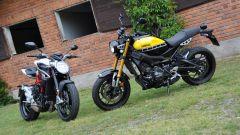 Confronto naked: MV Agusta Brutale 800 sfida Yamaha XSR900 - Immagine: 5