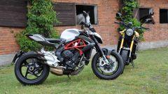 Confronto naked: MV Agusta Brutale 800 sfida Yamaha XSR900 - Immagine: 6